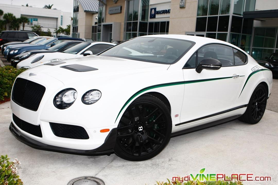 Bentley GT3R Naples, FL